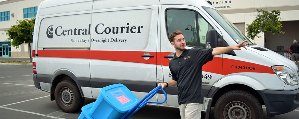 Courier and Delivery Service